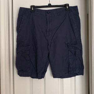 Sonoma Navy Cargo Shorts